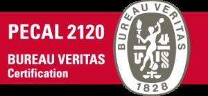 certificado pecal 2120 bureau veritas coreco rectificados